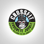 Crossfit Concrete Jungle Logo - Entry #41
