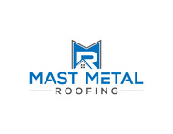 Mast Metal Roofing Logo - Entry #54