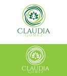 Claudia Gomez Logo - Entry #24