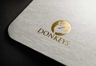 DONKEYS Logo - Entry #10
