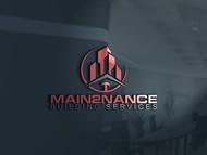 MAIN2NANCE BUILDING SERVICES Logo - Entry #91
