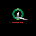 A log for Q Properties LLC. Logo - Entry #28