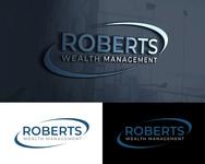Roberts Wealth Management Logo - Entry #510
