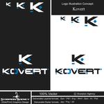 Logo needed for Kovert - Entry #61