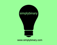 Simply Binary Logo - Entry #134