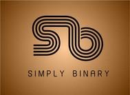 Simply Binary Logo - Entry #13