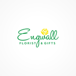 Engwall Florist & Gifts Logo - Entry #98