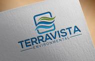 TerraVista Construction & Environmental Logo - Entry #91