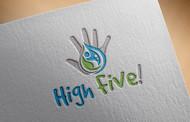 High 5! or High Five! Logo - Entry #66