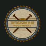 Wisemen Woodworks Logo - Entry #12
