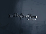 Drifter Chic Boutique Logo - Entry #260