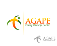 Agape Logo - Entry #32