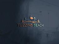 Tuzzins Beach Logo - Entry #324