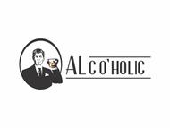Al C. O'Holic Logo - Entry #81