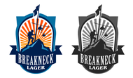 Breakneck Lager Logo - Entry #35