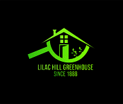 Lilac Hill Greenhouse Logo - Entry #124