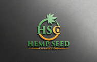 Hemp Seed Connection (HSC) Logo - Entry #65