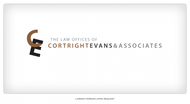 Law Office of Cortright, Evans and Associates Logo - Entry #21