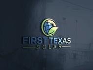 First Texas Solar Logo - Entry #37