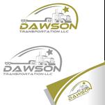 Dawson Transportation LLC. Logo - Entry #115