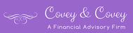 Covey & Covey A Financial Advisory Firm Logo - Entry #237