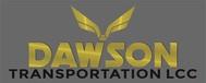 Dawson Transportation LLC. Logo - Entry #170