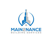 MAIN2NANCE BUILDING SERVICES Logo - Entry #64