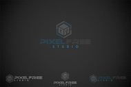 PixelFree Studio Logo - Entry #101