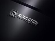 Revolution Fence Co. Logo - Entry #72