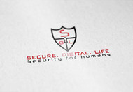 Secure. Digital. Life Logo - Entry #115