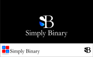 Simply Binary Logo - Entry #99