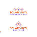 Solar Vinyl Graphics Logo - Entry #310