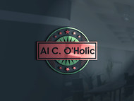 Al C. O'Holic Logo - Entry #9
