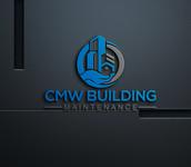 CMW Building Maintenance Logo - Entry #75