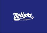 DELIGHT Pizza & Wings  Logo - Entry #3