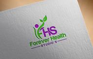 Forever Health Studio's Logo - Entry #53