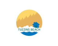 Tuzzins Beach Logo - Entry #157