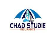 Chad Studier Insurance Logo - Entry #352