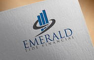 Emerald Tide Financial Logo - Entry #296