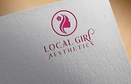 Local Girl Aesthetics Logo - Entry #64