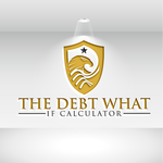 The Debt What If Calculator Logo - Entry #111