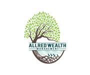 ALLRED WEALTH MANAGEMENT Logo - Entry #552
