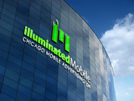 Illuminated Mobile  OR Illuminated M ... I own both urls and I'm still considering what brand to lead with. Logo - Entry #76