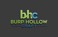 Burp Hollow Craft  Logo - Entry #148