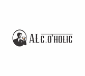 Al C. O'Holic Logo - Entry #41