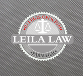 Leila Law Logo - Entry #108
