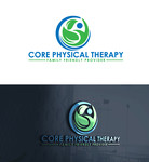 Core Physical Therapy and Sports Performance Logo - Entry #29