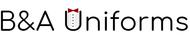 B&A Uniforms Logo - Entry #82