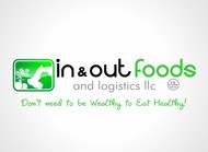 In & Out Foods and Logistics LLC Logo - Entry #22