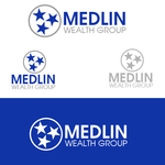 Medlin Wealth Group Logo - Entry #170